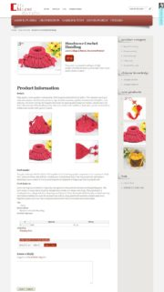 chinese handicrafts - wordpress estore